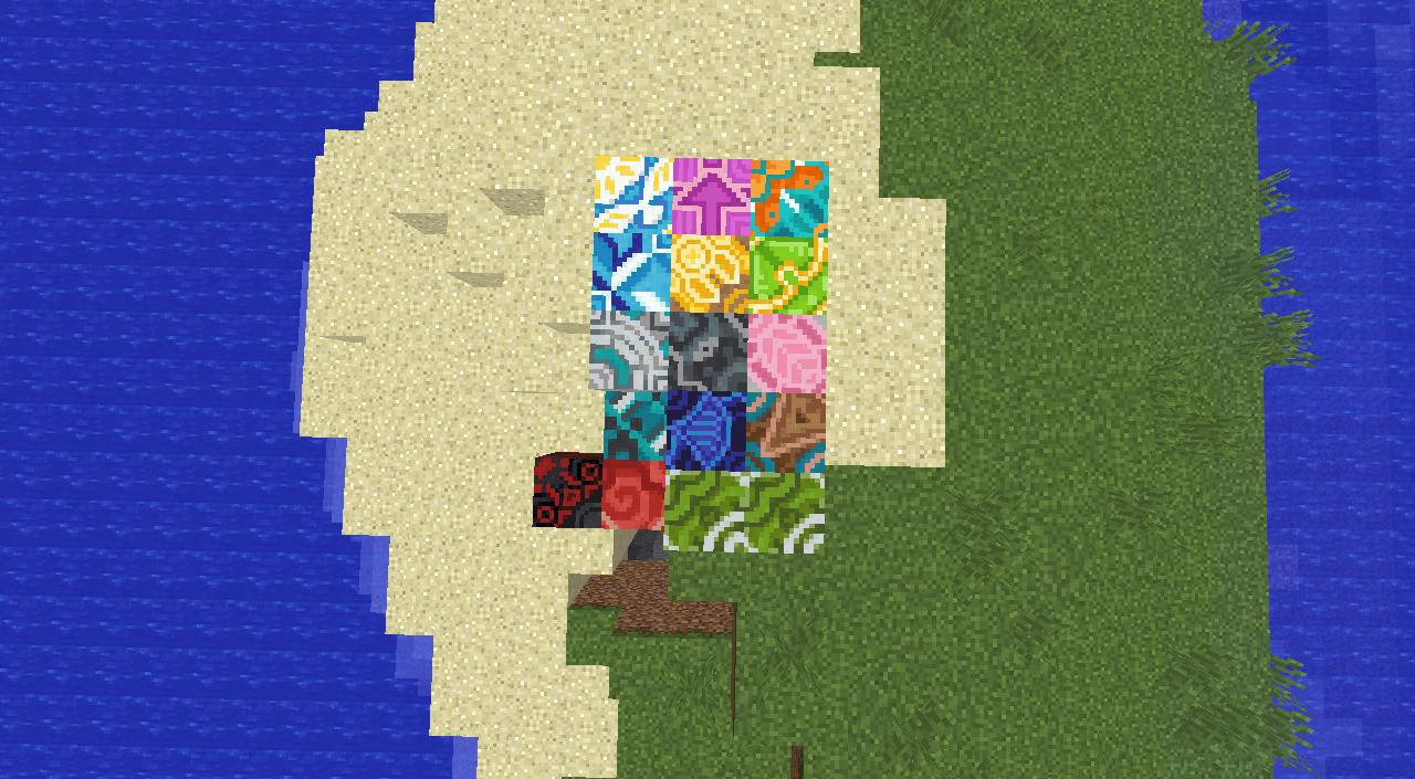 Minecraft1.12にはコンクリートが追加?PC版1.12を遊んでみた